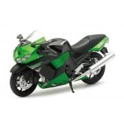 Maquette Kawasaki ZX14