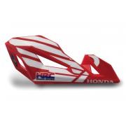 Protèges mains XFUN Cosmo + Kit déco Honda