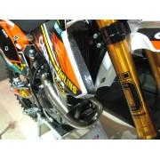 Déflecteur d'air ( écope ) KTM 2017