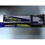 MAQUETTE SEMI SHERCO RACING