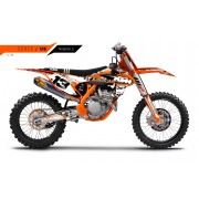 KIT ABC KTM Série ANIMALS