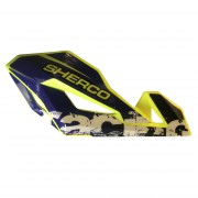 Protèges Mains Sherco Jaune Fluo
