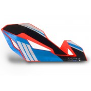 Protèges mains XFUN Cosmo Orange Fluo + Kit déco KTM WASHOUGAL