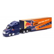 MAQUETTE TRUCK RED BULL KTM