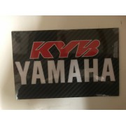 STICKERS FOURCHE CARB YAM