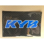 STICKERS FOURCHE CARB KYB