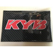 STICKER FOURCHE KYB RO