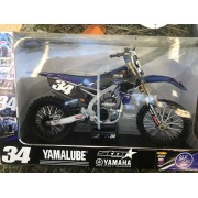 Maquette YZF US 34