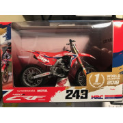 Maquette CRF 243 WORLD CHAMP 2019