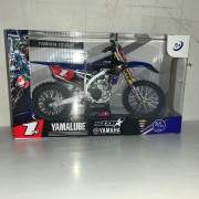 Maquette YZF 250 US 1 2020