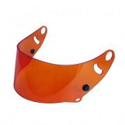 Visière Iridium Arai CK6 orange