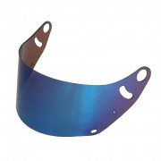 Visière Iridium Arai CK6 blue