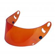 Visière Iridium SK6 fumé orange