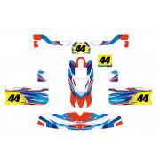 Kit Deco Karting MXWORLD