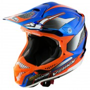 CASQUE VEMAR VRX9 C419 CHROME