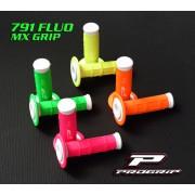 Poignèes PG-791 bi couleur fluo